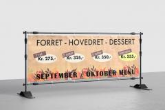 Banner til Kollerup Kro
