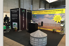 Messestand Agro Top